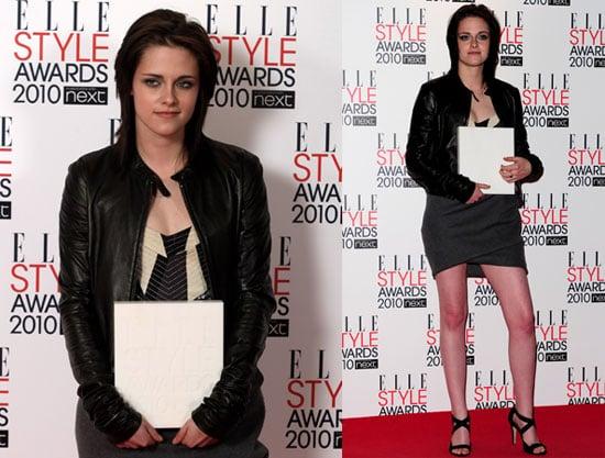 Kristen Stewart Is an Oscars and Leno-Bound Style Winner