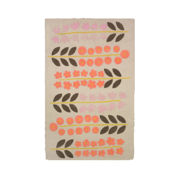 dwell studio rosette blossom rug 9 kids 39 rugs mamas will want to