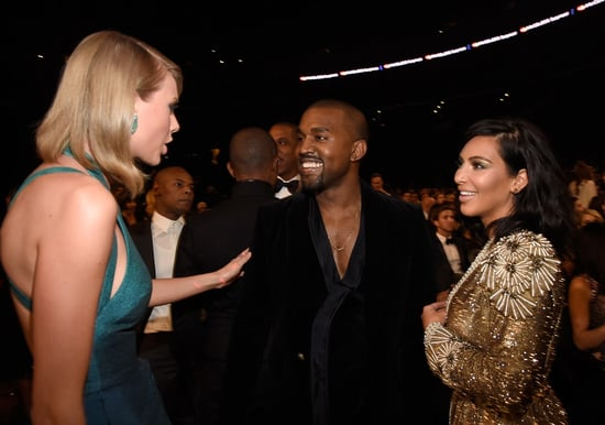 Kanye West's wife brings us one of the best gossip days of the year by claiming a victory for Kanye against Taylor Swift with re