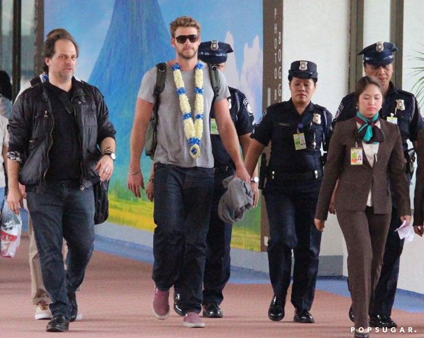 Miley Explains Her Missing Ring While Liam Travels to Manila