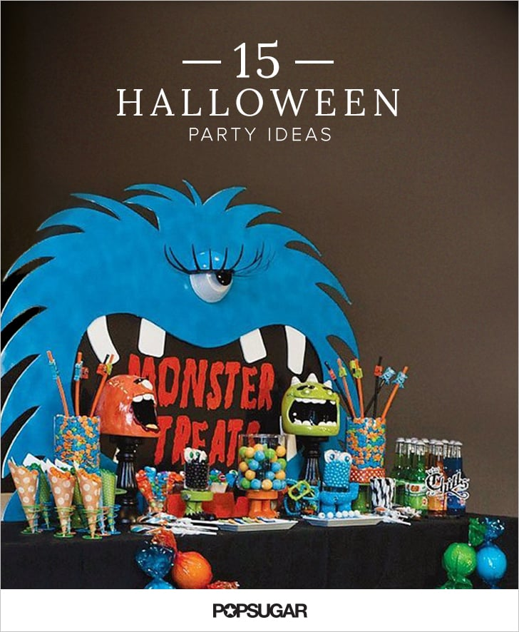 kid friendly halloween party ideas popsugar moms