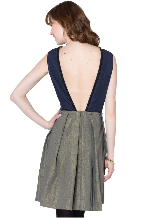 DPC Backless Dress ($89, originally $168)