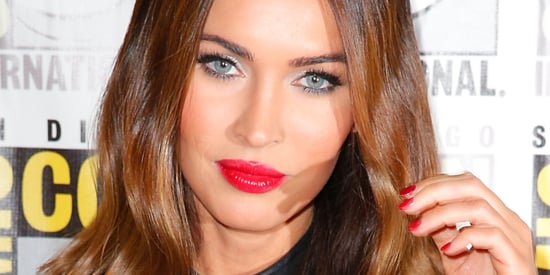 Megan Fox Makes Frosty White Eyeliner Look Freaking Amazing