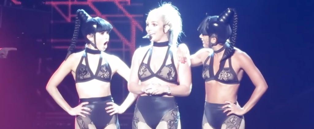 Watch Britney Spears Basically Deny Her Last Boyfriend's Existence
