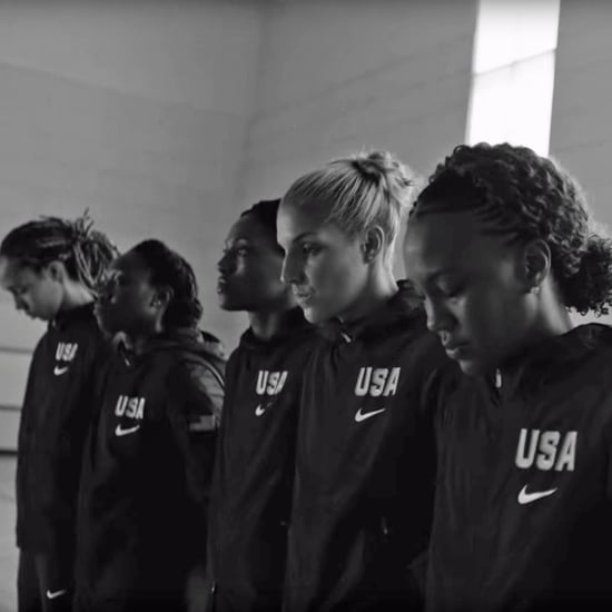 Nike and Chance the Rapper Team USA Basketball Ad