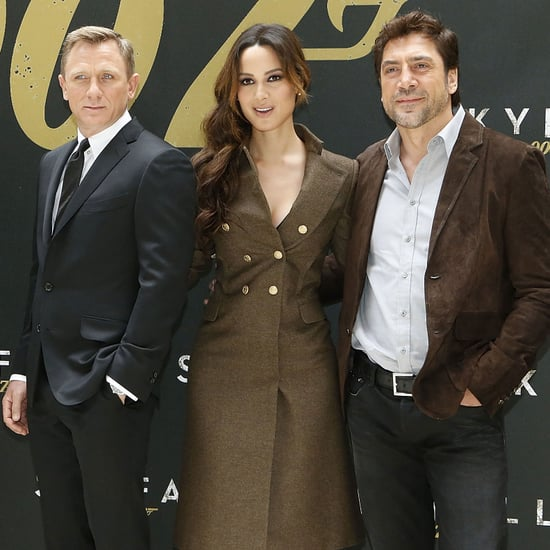 Daniel Craig Promoting Skyfall in NYC | Pictures