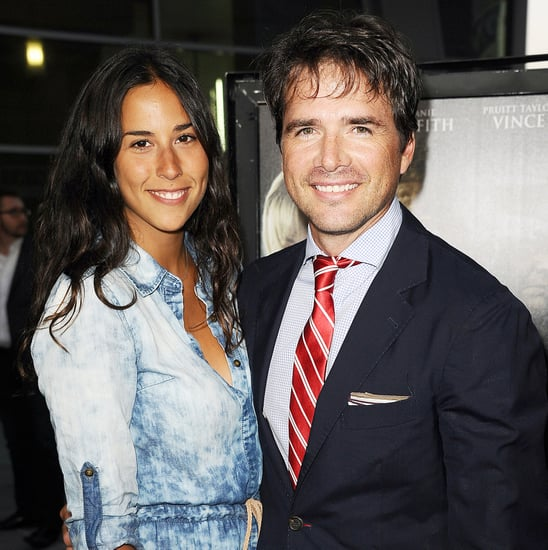 Gossip Girl Alum Matthew Settle Welcomes Baby Girl With Girlfriend Maria Alfonsin