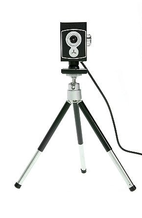 Urban Outfitters Retrocam Looks Like an Old-Fashioned Photography Setup