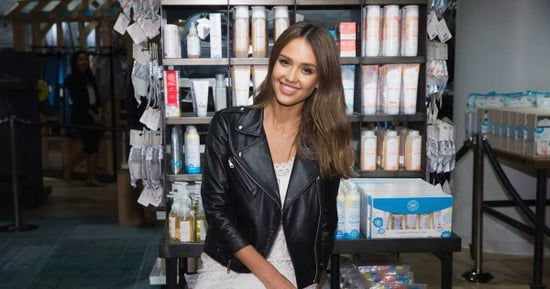 A Hair Product Sent Jessica Alba to the Emergency Room