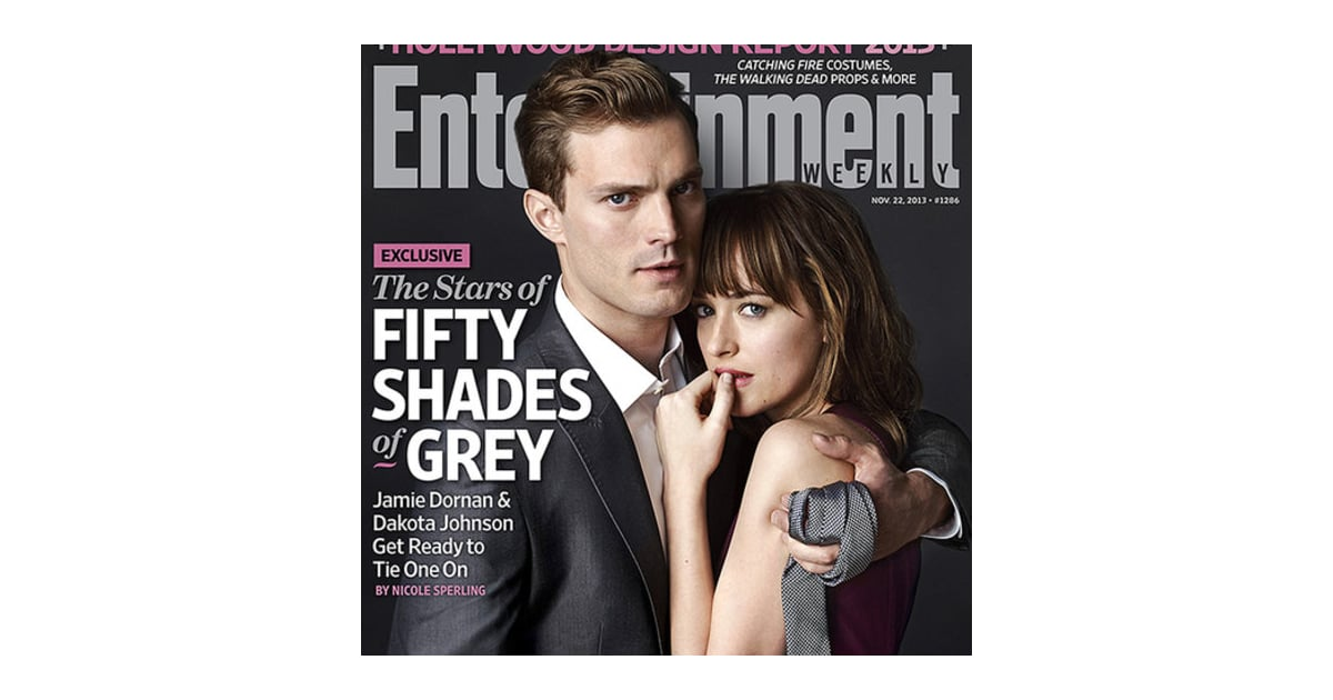 Dakota Johnson With Brown Hair For 50 Shades Of Grey