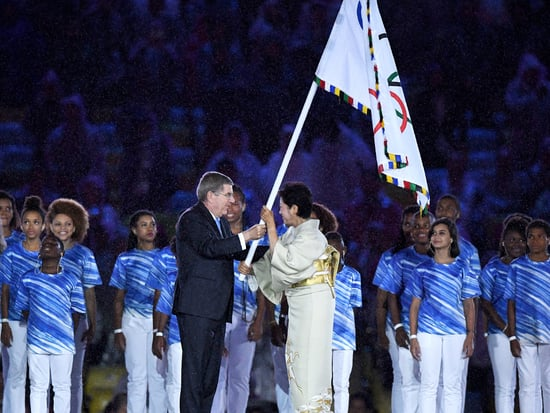 Rio Hands Over Olympic Flag to Tokyo, Who Accept with Awesome Nod to Super Mario Bros.