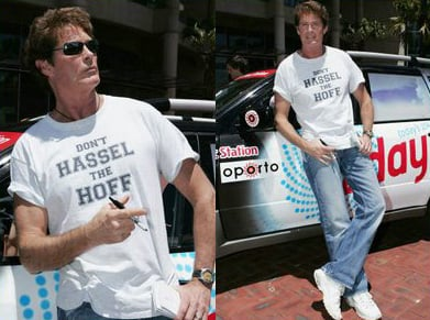 Sugar Bits - Don't Hassle the Hoff