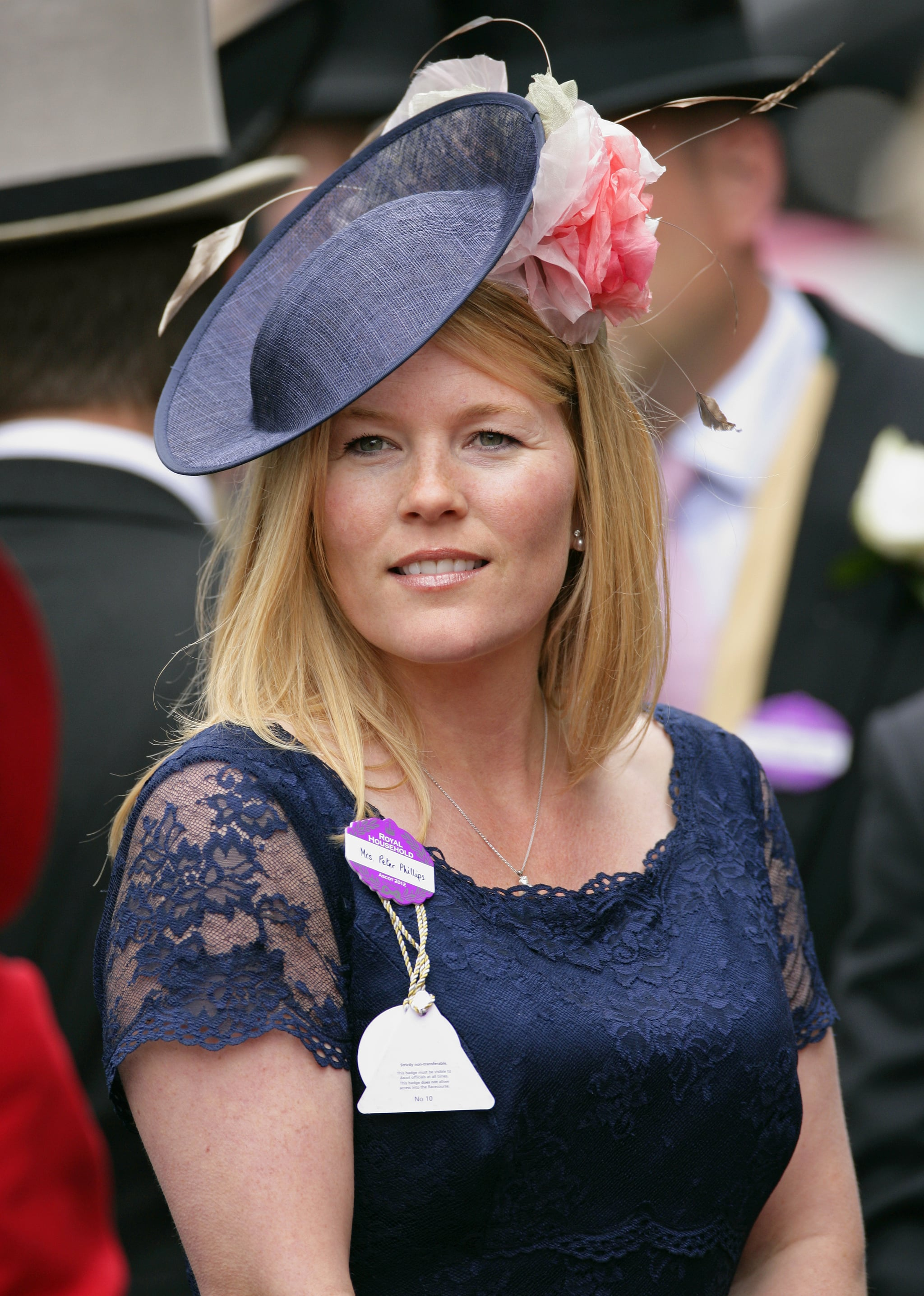 First Cousin Once Removed: Autumn Phillips