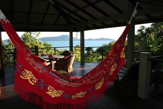 Do You Have a Hammock on Your Porch or Patio?
