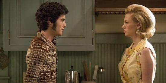 January Jones On Glen Bishop's Awkward 'Mad Man' Return And Betty's Future