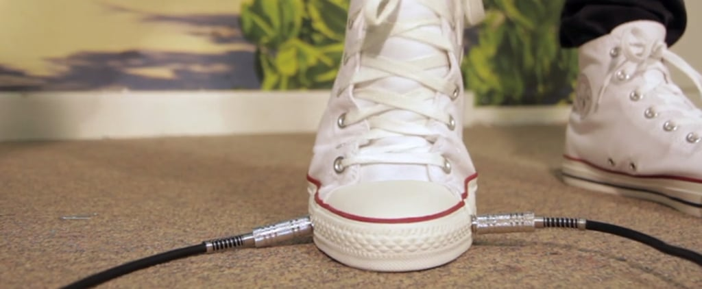 Whoa — You Would Never Expect a Pair of Converses to Have This Cool Feature