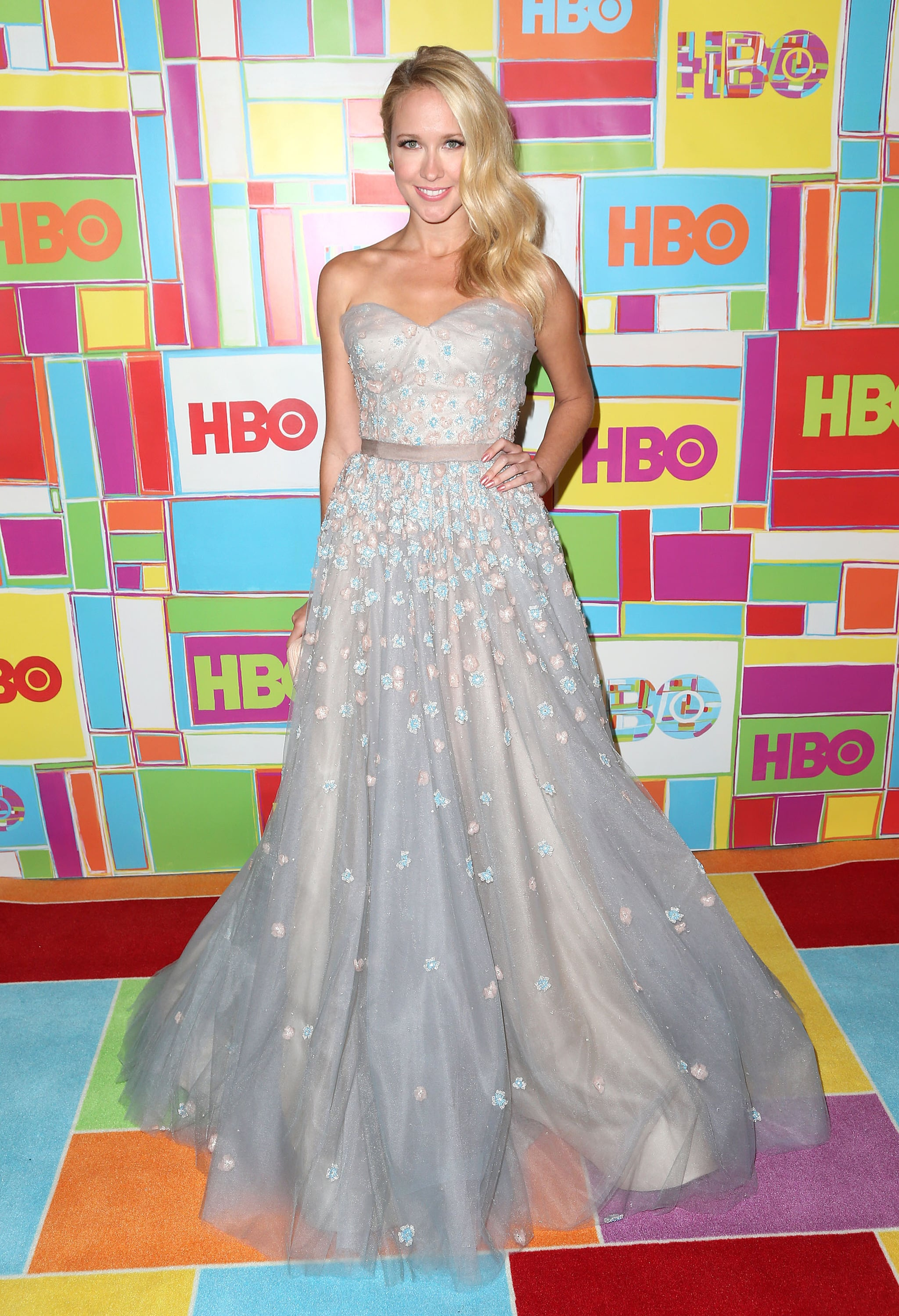 Anna Camp at the HBO Emmys Afterparty