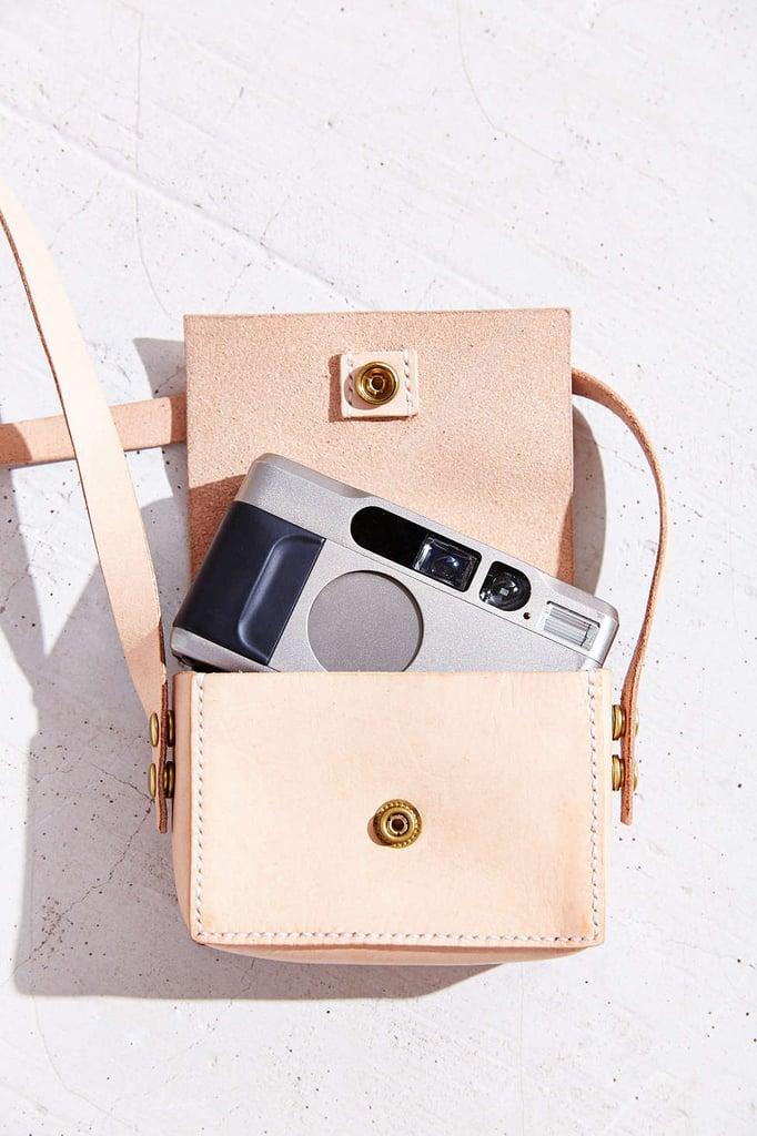 Artemis Leather Camera Case