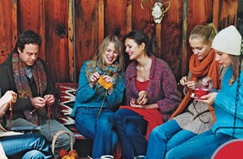 Come Party With Me: Knitting Party - Decorations