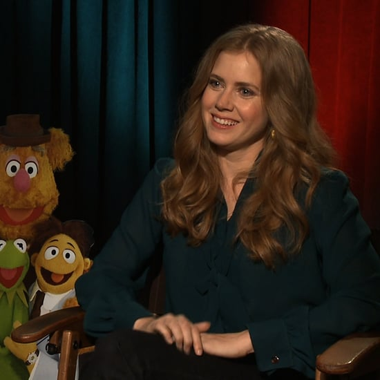 Amy Adams Interview For The Muppets