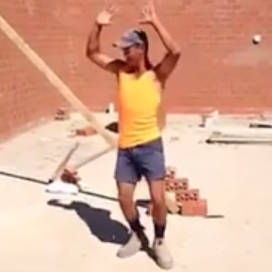 Tradie Does Dances to Beyonce