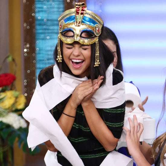 Selena Gomez GIFs About Halloween