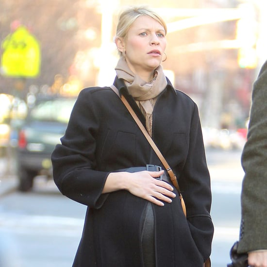 Pregnant Claire Danes and Hugh Dancy in NYC | Pictures