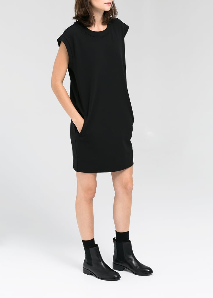 Mango Welt Pocket Dress