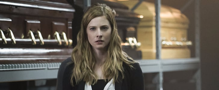 Who Is the Vampire Diaries Mystery Shooter?