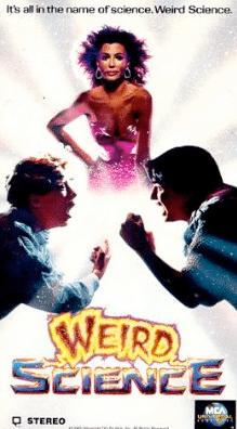 Hughes Cinema Style: Weird Science