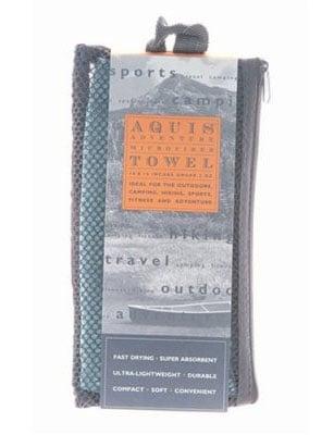 Gym Bag Essential: Aquis Microfiber Towel