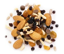"""Wal-Mart's Not All Natural """"Trail Mix"""""""