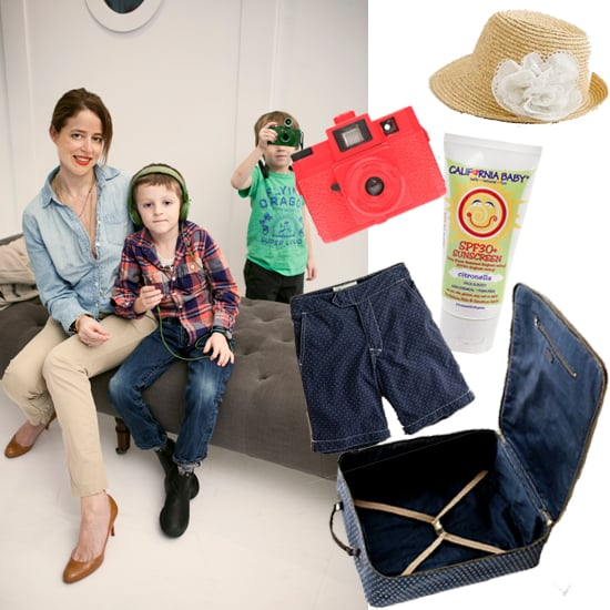 Crewcuts Jenny Cooper's Vacation Clothing Tips
