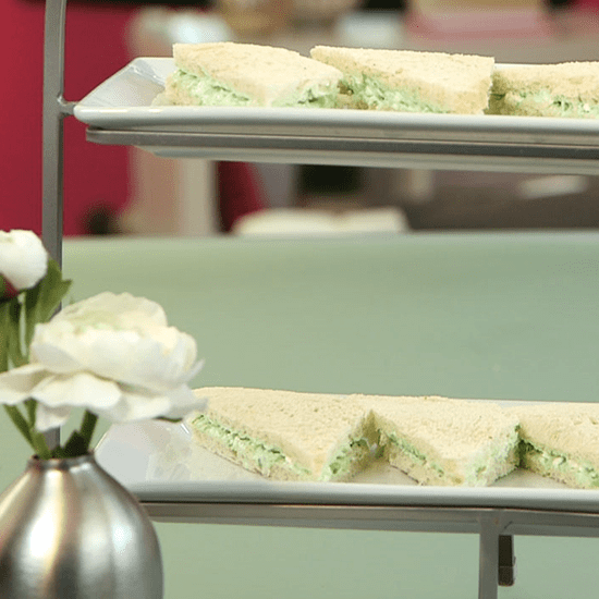 Benedictine Sandwiches Recipe | Video