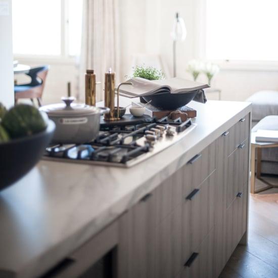 Countertop Paint Comparison : Tips For Painting Your Kitchen Cabinets POPSUGAR Home Australia