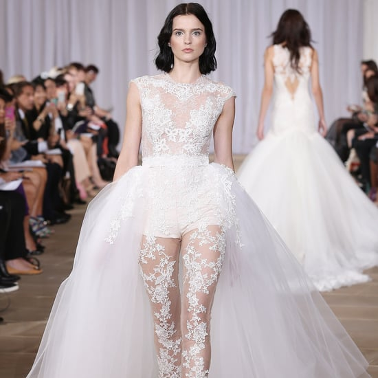 Nontraditional Wedding Dresses Bridal Fashion Week Fall 2016