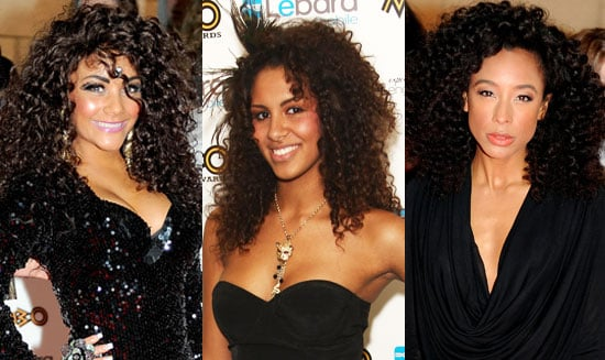 Trend Alert: Curly Q's at The 2010 Mobo Awards