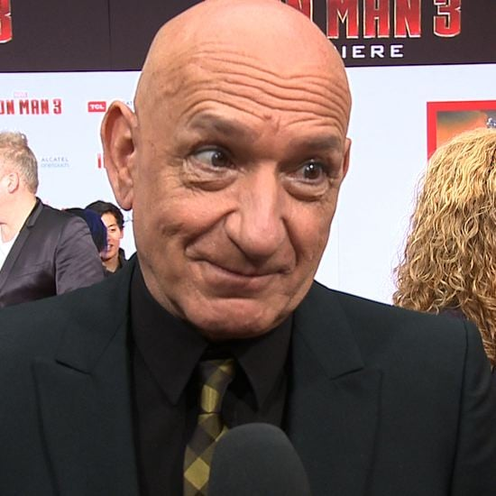 Ben Kingsley Interview at Iron Man 3 Premiere (Video)