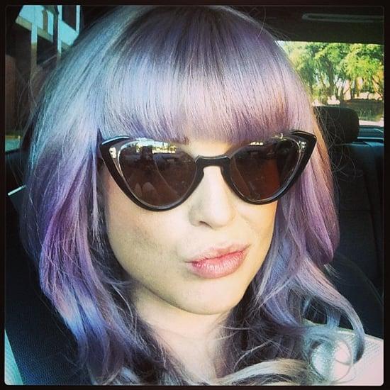 Celebrities With New Bangs   August 2013
