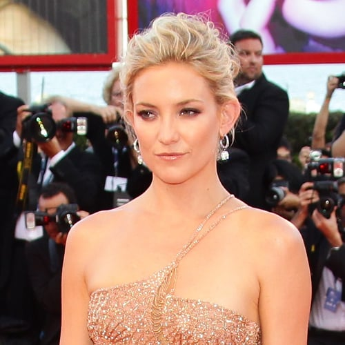 Kate Hudson Wants Son Bingham to Know England | Video