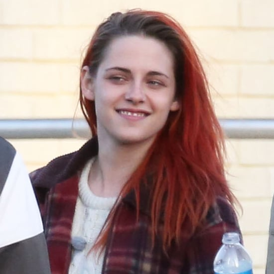 Kristen Stewart on the Set of American Ultra | Pictures