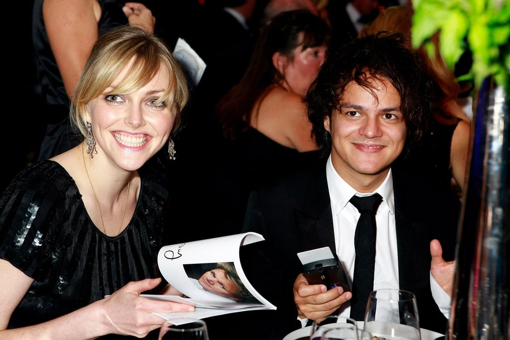 Sophie Dahl and British crooner Jamie Cullum have been married since 2010. They have two daughters, named Lyra and Margot.