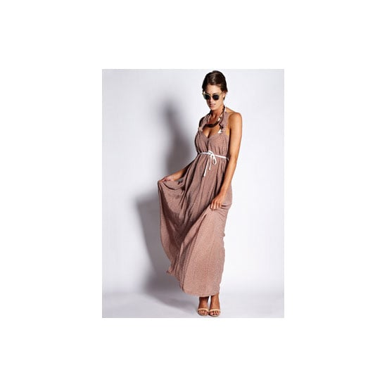 I always pack a chic coverup so I can do the pool to bar transition with minimal effort. Anna & Boy make the best kaftan/maxi dresses, not buts about it! —Ali, fashion editor Dress, $242.50, Anna & Boy