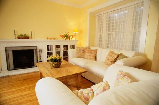 Casa Craving Challenge: Eye-Catching Fireplace