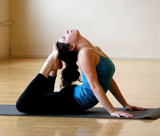 Strike a Yoga Pose: King Pigeon