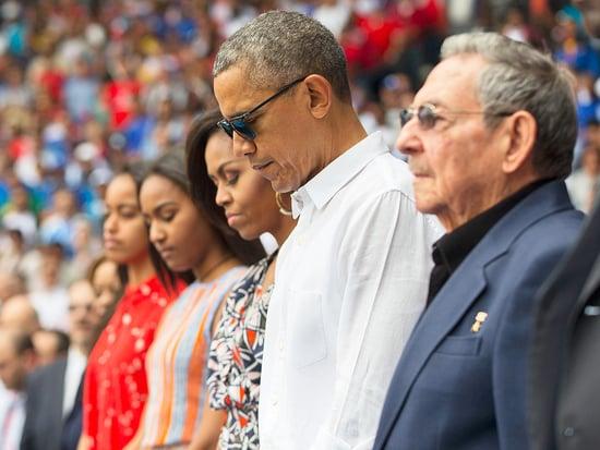 Obama Slammed for Taking in a Ballgame in Cuba Following Brussels Terror Attacks