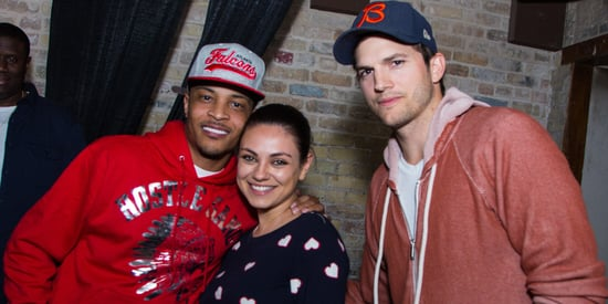 Mila Kunis Supports Ashton Kutcher At SXSW