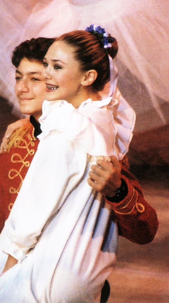 Elizabeth Olsen always had a love of performing.