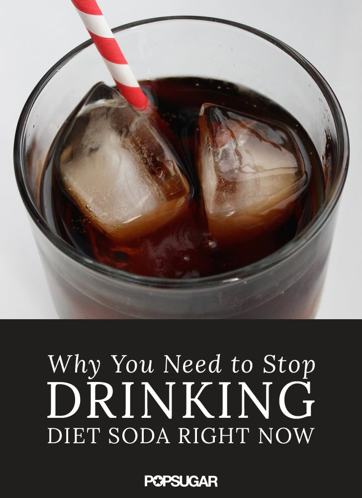 The Worst Diet Sodas You Can Drink