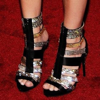 Photos of Shoes and Accessories From 2009 Costume Institute Gala In NYC